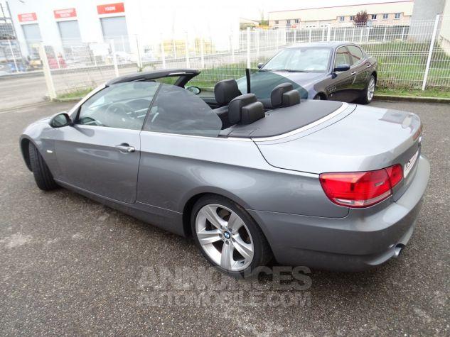 BMW Série 3 E93 335IA 306PS Cabriolet Sport /Full Options gris anthracite met Occasion - 18