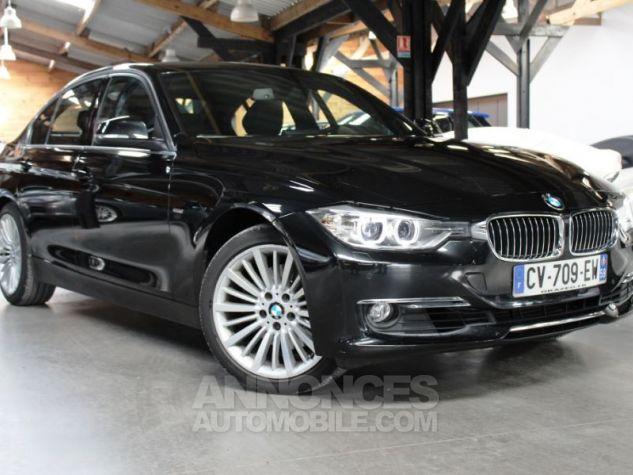 BMW Série 3 F30 F30 330DA 258 LUXURY NOIR METAL Occasion - 0