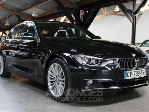 BMW Série 3 F30 F30 330DA 258 LUXURY NOIR METAL Occasion - 5
