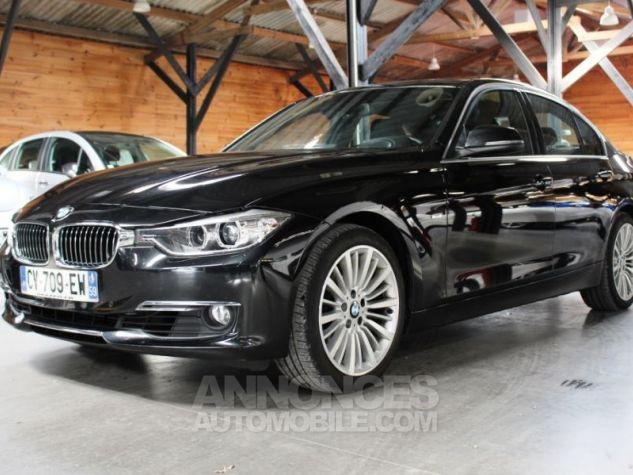BMW Série 3 F30 F30 330DA 258 LUXURY NOIR METAL Occasion - 6