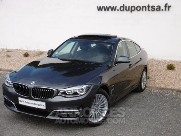 BMW Série 3 Gran Turismo 318dA 150ch Luxury  Occasion - 0