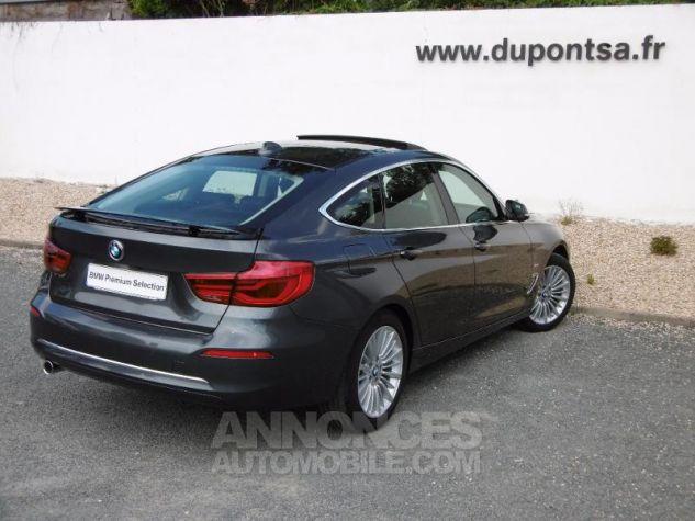 BMW Série 3 Gran Turismo 318dA 150ch Luxury  Occasion - 1