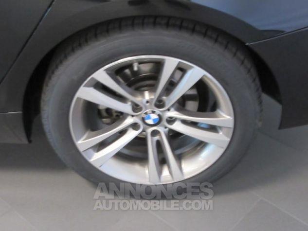 BMW Série 3 Gran Turismo 318dA 150ch Sport Saphirschwarz metallise Occasion - 3