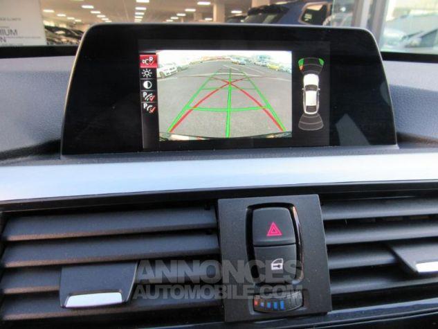BMW Série 3 Gran Turismo 318dA 150ch Sport Saphirschwarz metallise Occasion - 4