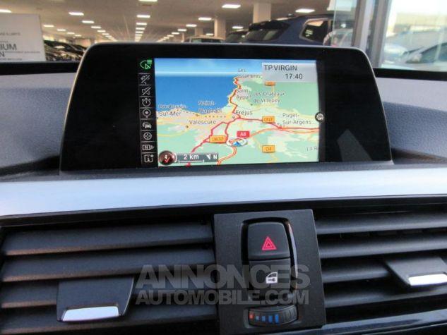 BMW Série 3 Gran Turismo 318dA 150ch Sport Saphirschwarz metallise Occasion - 5