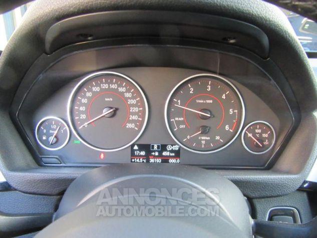 BMW Série 3 Gran Turismo 318dA 150ch Sport Saphirschwarz metallise Occasion - 6