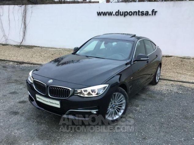 BMW Série 3 Gran Turismo 320dA 184ch Luxury NOIR Occasion - 0