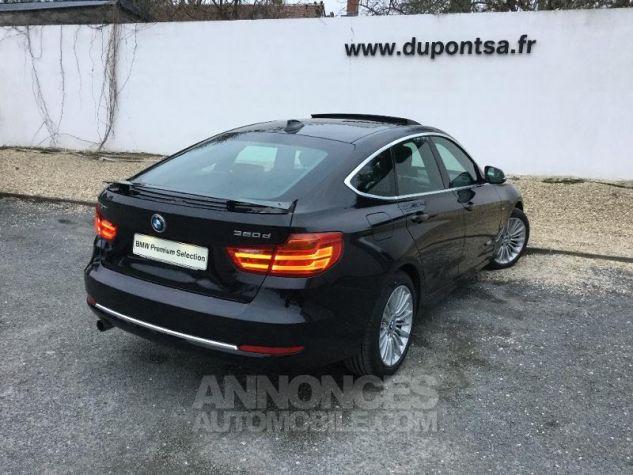 BMW Série 3 Gran Turismo 320dA 184ch Luxury NOIR Occasion - 1