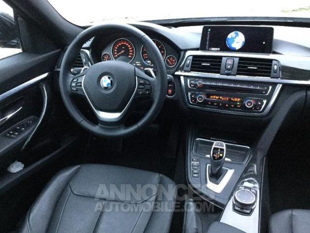 BMW Série 3 Gran Turismo 320dA 184ch Luxury NOIR Occasion - 4