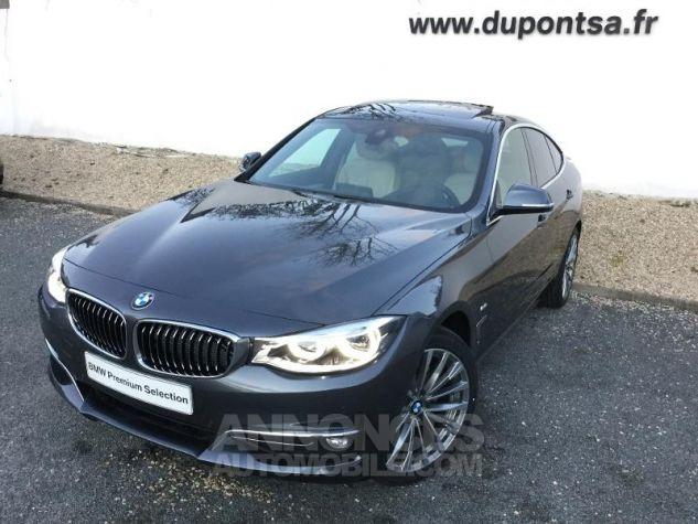 BMW Série 3 Gran Turismo 320dA 190ch Luxury  Occasion - 0