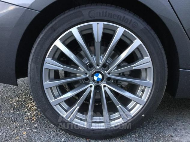 BMW Série 3 Gran Turismo 320dA 190ch Luxury Mineralgrau métallisée Occasion - 4
