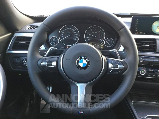 BMW Série 3 Gran Turismo 320dA 190ch M Sport Euro6c Mineralgrau métallisée Occasion - 5