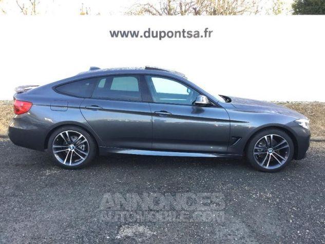 BMW Série 3 Gran Turismo 320dA 190ch M Sport Euro6c Mineralgrau métallisée Occasion - 10