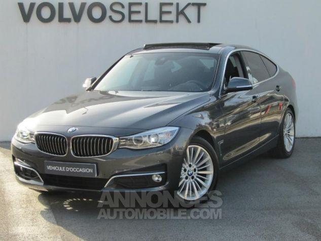 BMW Série 3 Gran Turismo 320dA xDrive 184ch Luxury Mineralgrau Occasion - 0