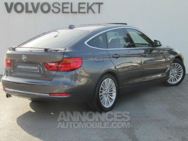 BMW Série 3 Gran Turismo 320dA xDrive 184ch Luxury Mineralgrau Occasion - 1