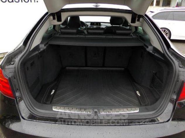 BMW Série 3 Gran Turismo 320dA xDrive 190ch Luxury SAPHIRSCHWARZ Occasion - 3