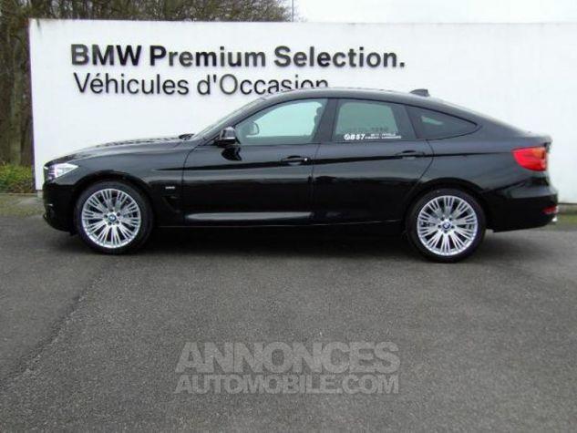 BMW Série 3 Gran Turismo 320dA xDrive 190ch Luxury SAPHIRSCHWARZ Occasion - 6