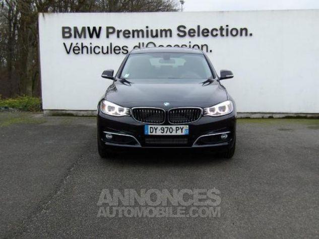 BMW Série 3 Gran Turismo 320dA xDrive 190ch Luxury SAPHIRSCHWARZ Occasion - 7