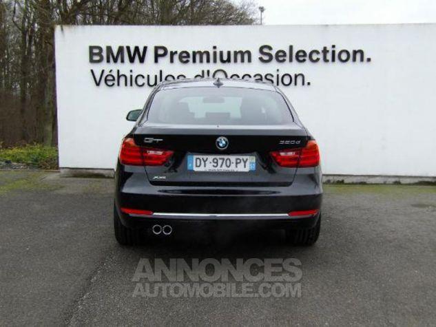 BMW Série 3 Gran Turismo 320dA xDrive 190ch Luxury SAPHIRSCHWARZ Occasion - 8