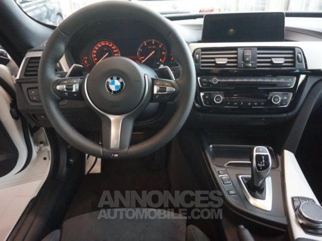 BMW Série 3 Gran Turismo F34 330DA XDRIVE 258CH M SPORT BLANC Occasion - 3