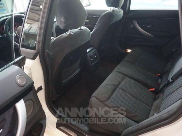BMW Série 3 Gran Turismo F34 330DA XDRIVE 258CH M SPORT BLANC Occasion - 9