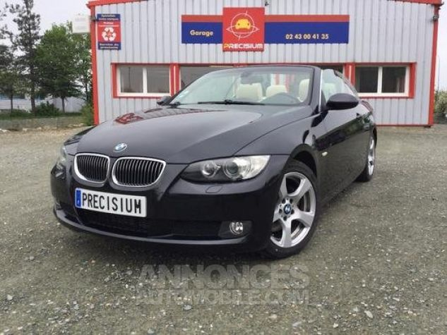 BMW Série 3 Pack Luxe Noir Occasion - 1