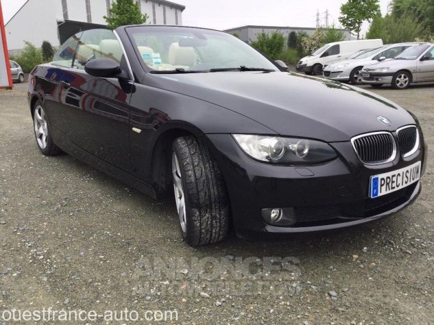 BMW Série 3 Pack Luxe Noir Occasion - 7