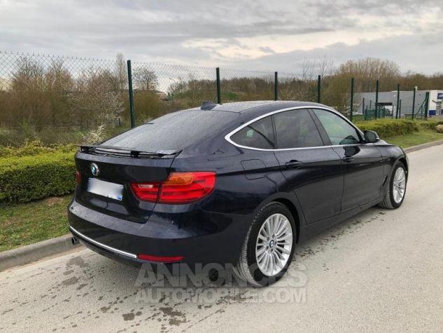 BMW Série 3 SERIE 3 GT F34 320D 184 LUXURY BVA8 Bleu foncé Occasion - 1