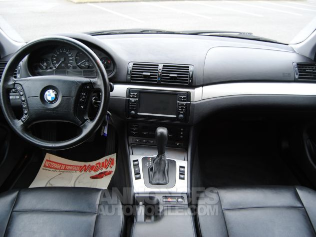BMW Série 3 SERIE 3 XD PACK LUXE TOUTES OPTIONS  Argent  Occasion - 3
