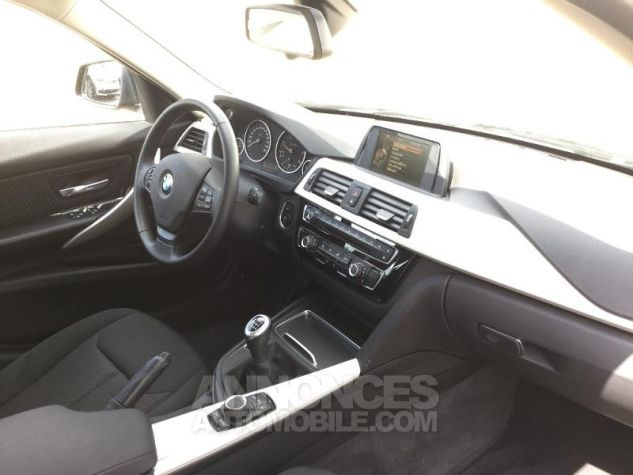 BMW Série 3 Touring 316d 116ch Lounge NOIR Occasion - 2