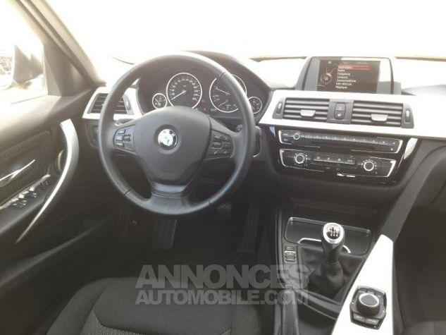 BMW Série 3 Touring 316d 116ch Lounge NOIR Occasion - 4