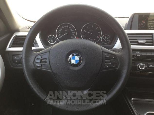 BMW Série 3 Touring 316d 116ch Lounge NOIR Occasion - 5