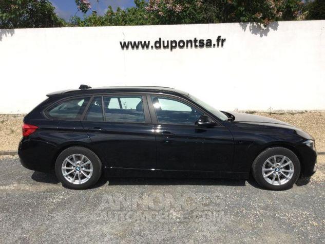 BMW Série 3 Touring 316d 116ch Lounge NOIR Occasion - 7