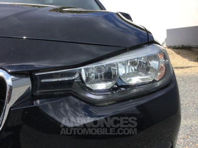 BMW Série 3 Touring 316d 116ch Lounge NOIR Occasion - 8