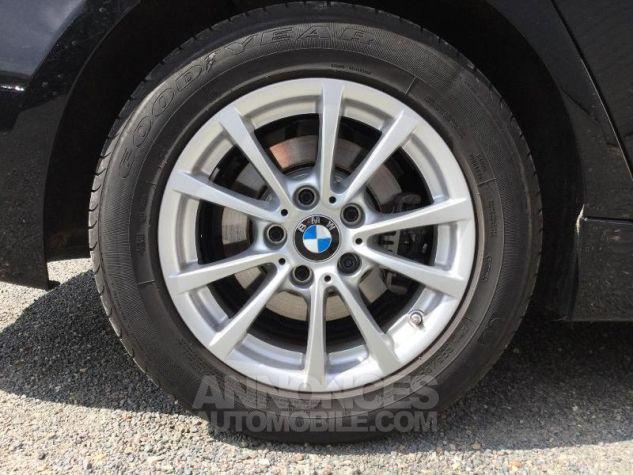 BMW Série 3 Touring 316d 116ch Lounge NOIR Occasion - 9