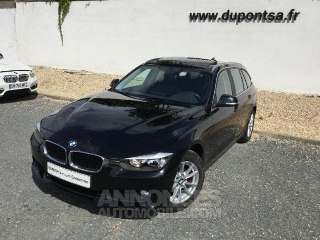 BMW Série 3 Touring 318d 143ch Lounge  Occasion - 0