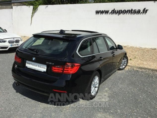 BMW Série 3 Touring 318d 143ch Lounge  Occasion - 1