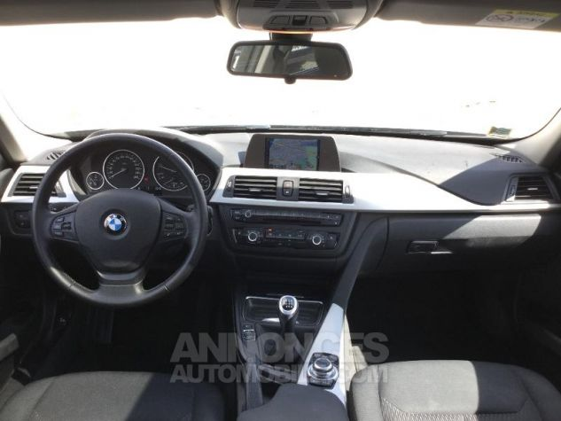 BMW Série 3 Touring 318d 143ch Lounge  Occasion - 3