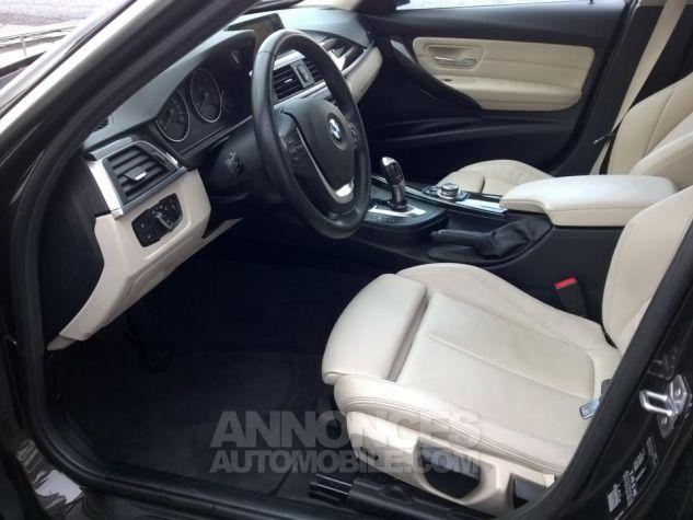 BMW Série 3 Touring 318D 150 CH Techno Design A Marron Occasion - 6