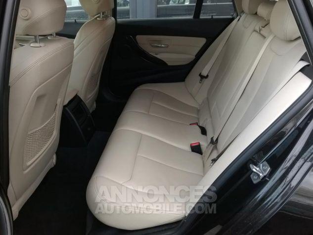 BMW Série 3 Touring 318D 150 CH Techno Design A Marron Occasion - 10