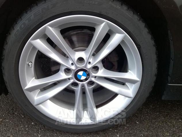 BMW Série 3 Touring 318D 150 CH Techno Design A Marron Occasion - 11