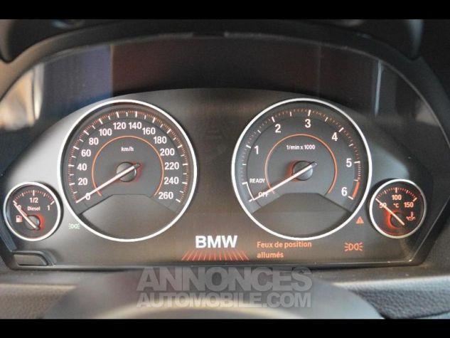 BMW Série 3 Touring 318dA 150ch M Sport Alpinweiss uni Occasion - 5