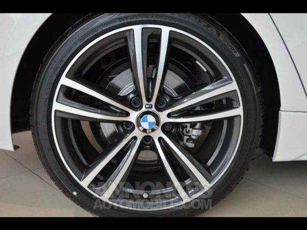 BMW Série 3 Touring 318dA 150ch M Sport Alpinweiss uni Occasion - 9