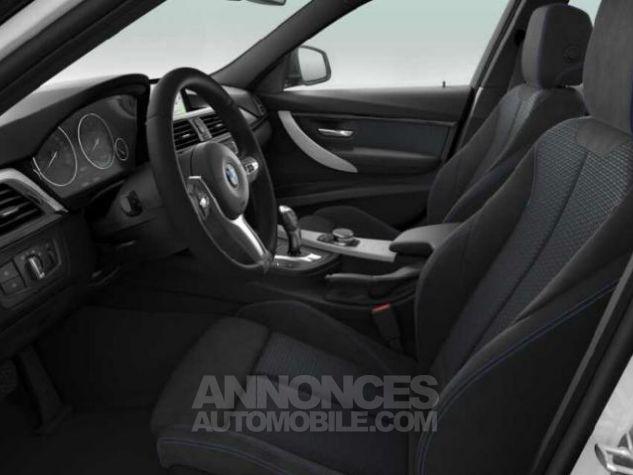 BMW Série 3 Touring 318dA 150ch M Sport Alpinweiss uni Occasion - 2