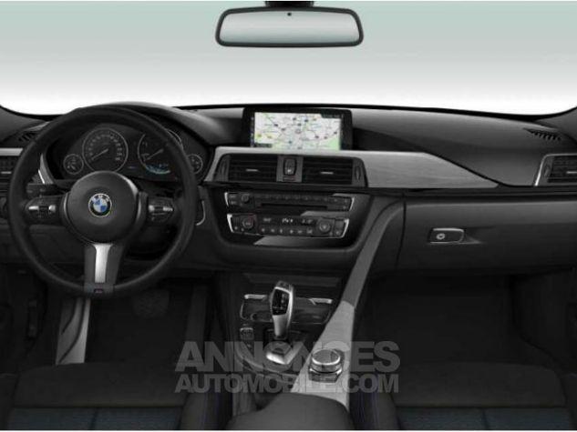 BMW Série 3 Touring 318dA 150ch M Sport Alpinweiss uni Occasion - 3