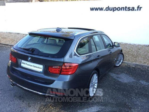 BMW Série 3 Touring 320dA 184ch Luxury GRIS Occasion - 1