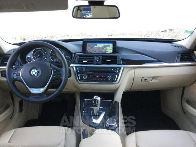 BMW Série 3 Touring 320dA 184ch Luxury GRIS Occasion - 3