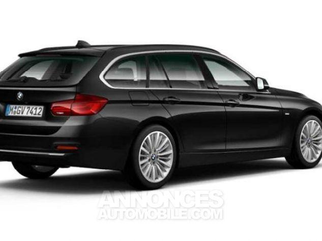 BMW Série 3 Touring 320dA xDrive 190ch Luxury Saphirschwarz metallise Occasion - 1