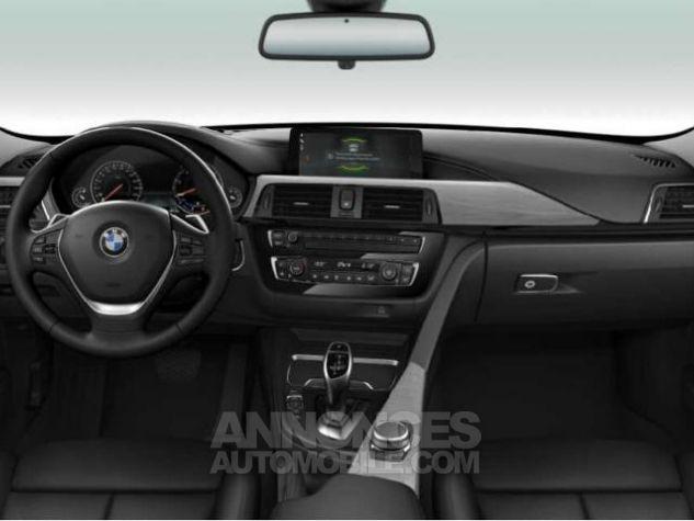 BMW Série 3 Touring 320dA xDrive 190ch Luxury Saphirschwarz metallise Occasion - 3