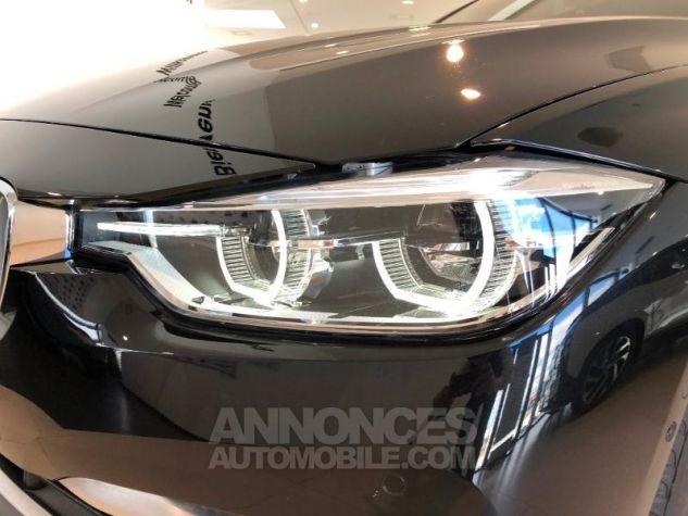 BMW Série 3 Touring 320dA xDrive 190ch Luxury Saphirschwarz metallise Occasion - 12